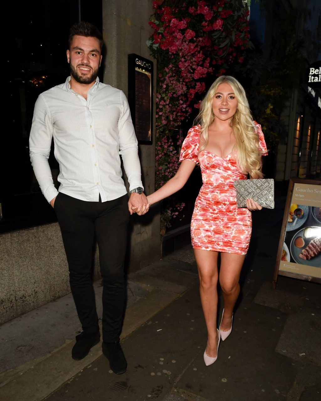 Paige Turley & Finn Tapp Are Pictured on a Date Night in Manchester (54 Photos)
