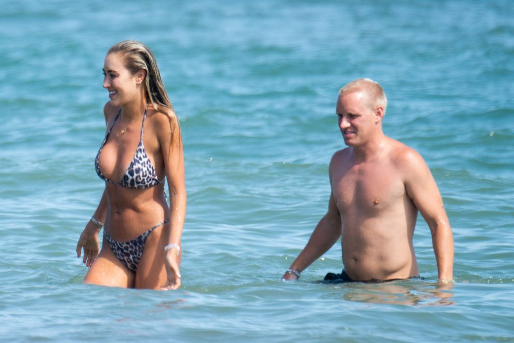 Sophie Habboo Shows Off Her Sensational Body on a Spanish Getaway (24 Photos)