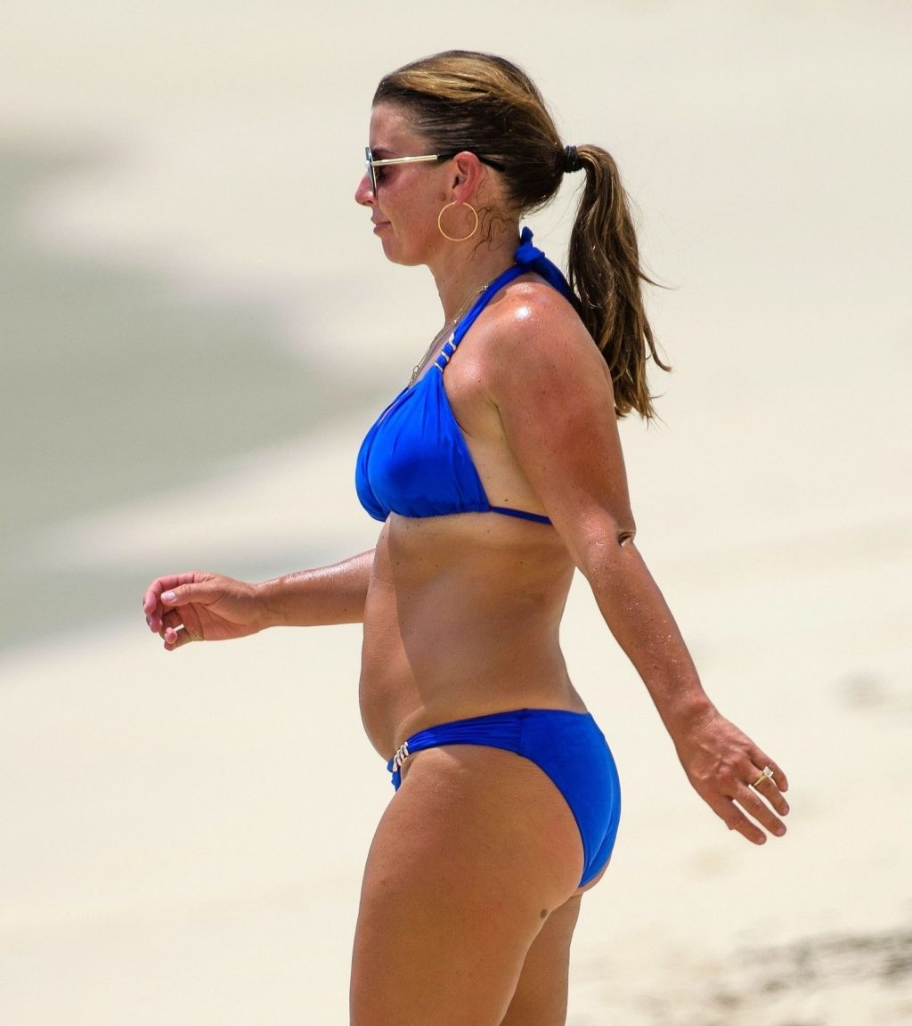 Coleen Rooney is Pictured Soaking Up the Sun in Barbados (142 Photos)