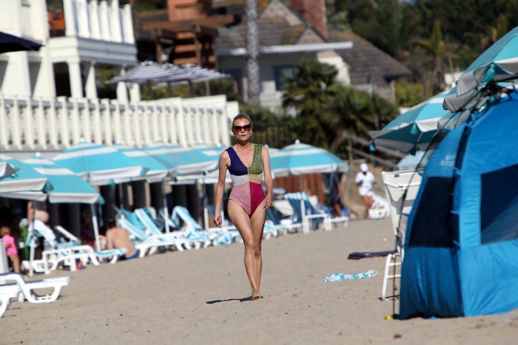 Diane Kruger Rocks a Bathing Suit in LA (12 Photos)
