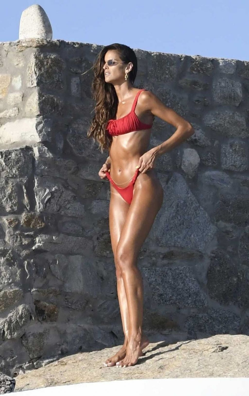 Izabel Goulart Gets the Pulses Racing on a Sexy Photoshoot in Mykonos (80 Photos)