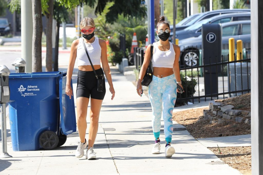 Vanessa Hudgens Shows Off Her Toned Figure in LA (85 Photos)