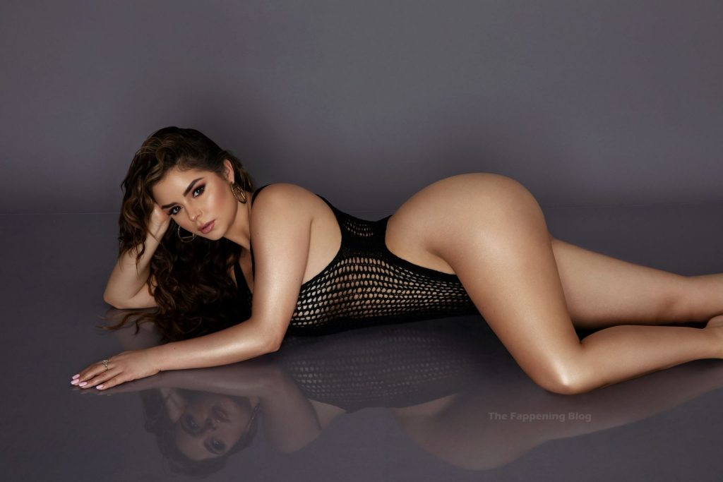 Demi Rose Displays Her Curves (7 Photos)