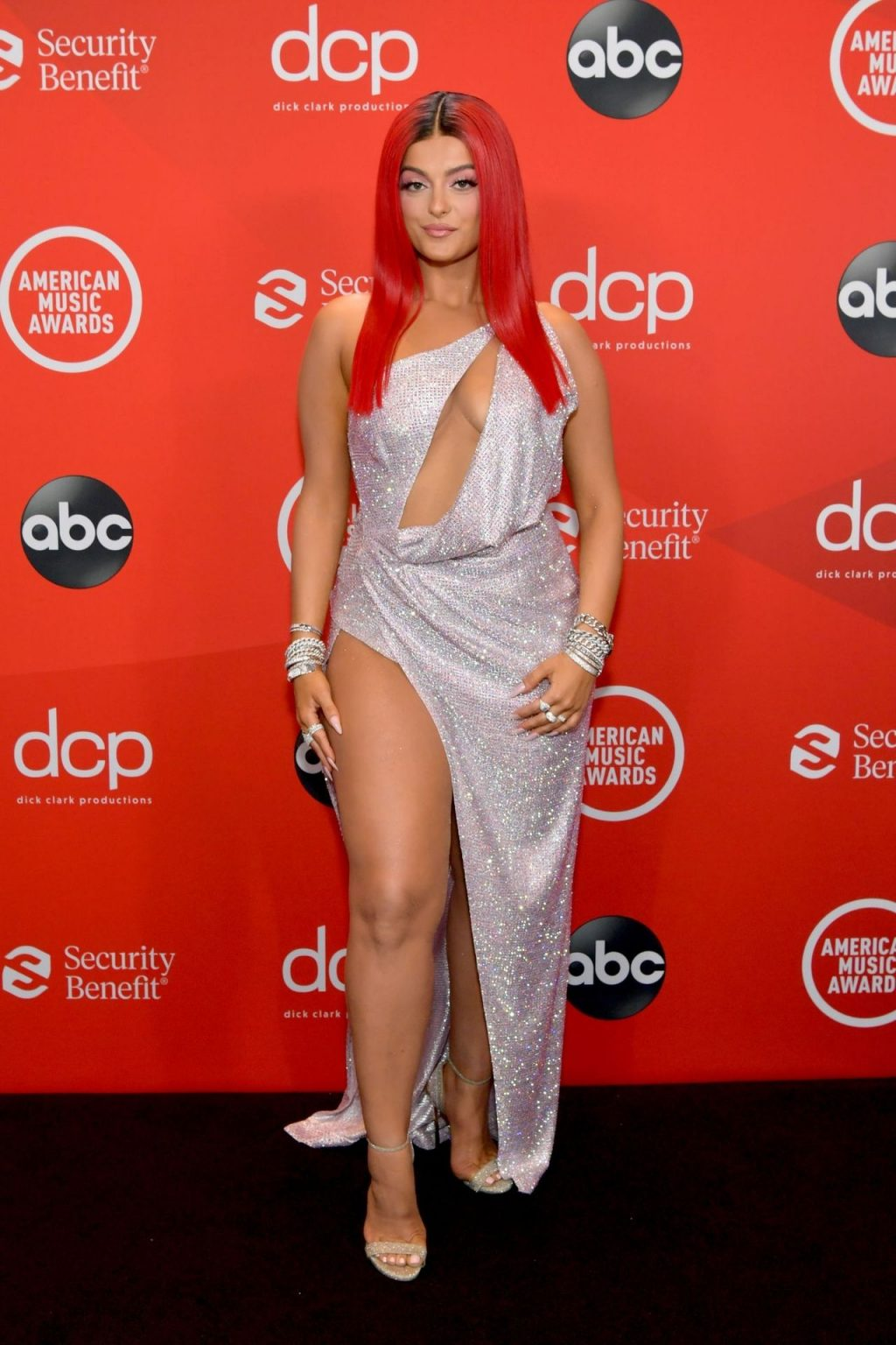 Bebe Rexha Shows Off Her Curves at the 2020 American Music Awards (31 Photos)