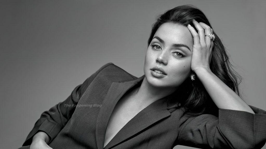 Ana de Armas Sexy – Style Magazine (8 Photos)