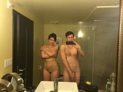 Daisy Lowe & Matt Smith – nude photos. Bondage!