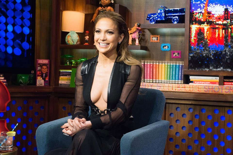 About Jennifer Lopez's Boobs