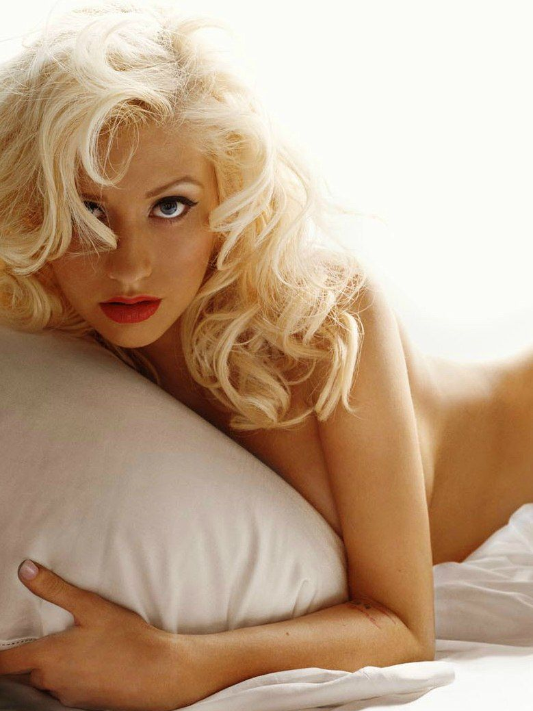 Christina aguilera nude, topless pictures, playboy photos, sex scene uncensored