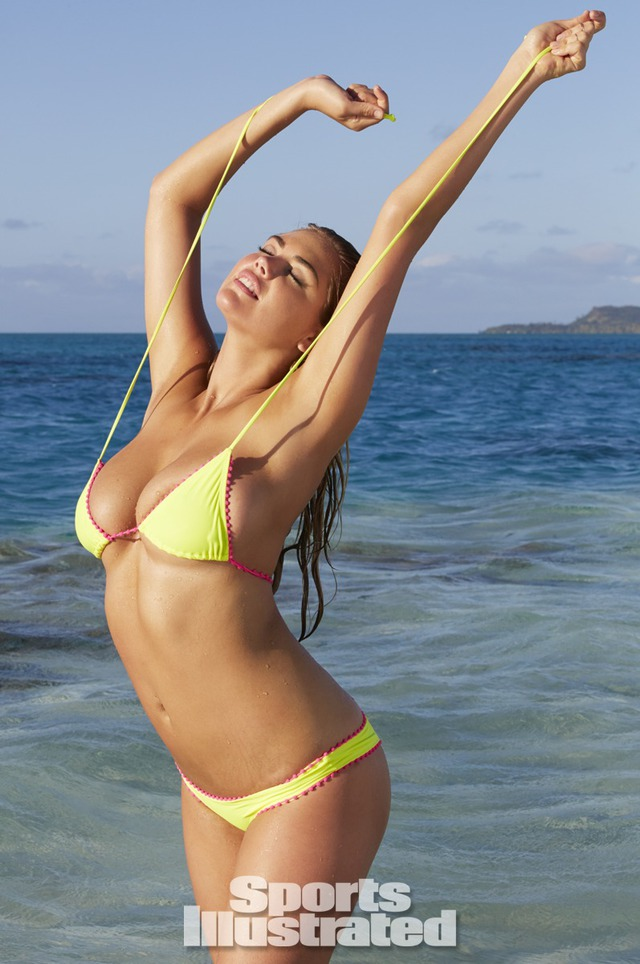 Kate Upton Sports Illustrated Swimsuit 2014