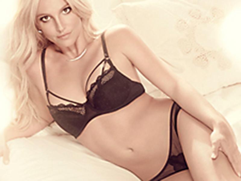 Britney Spears in Lingerie