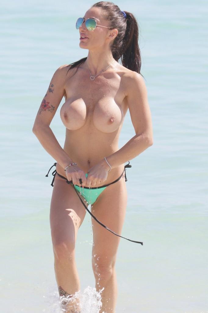 Priscilla Salerno Topless