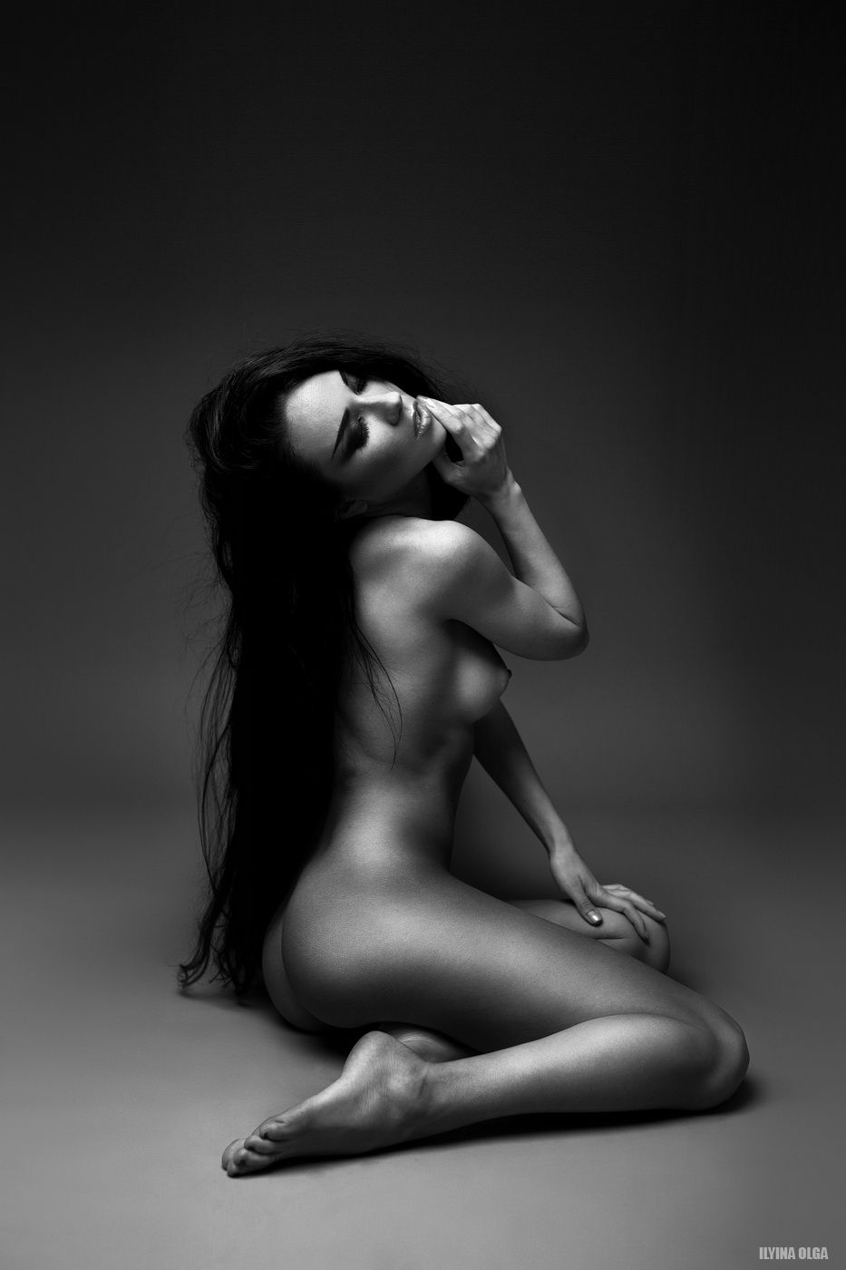 Nude pics of Nina Serebrova