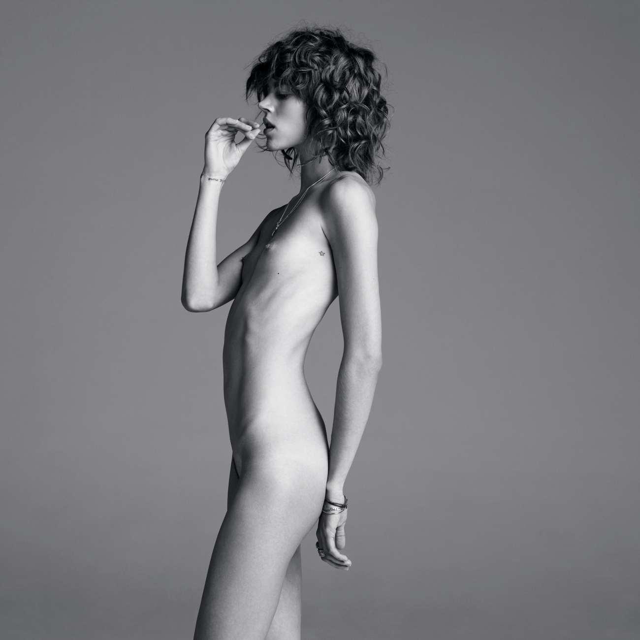 Freja Beha Erichsen Naked pics
