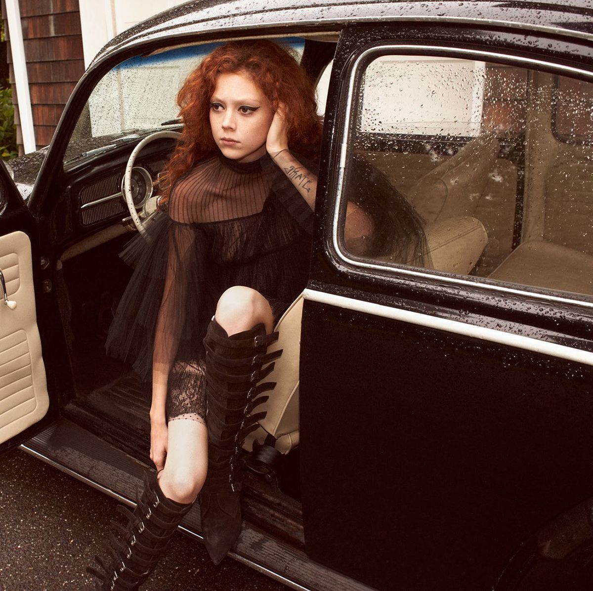 Natalie Westling See-Through photos
