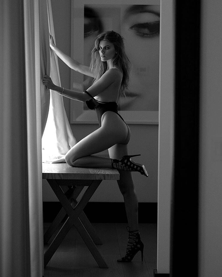 Ass Photos of Maryna Linchuk