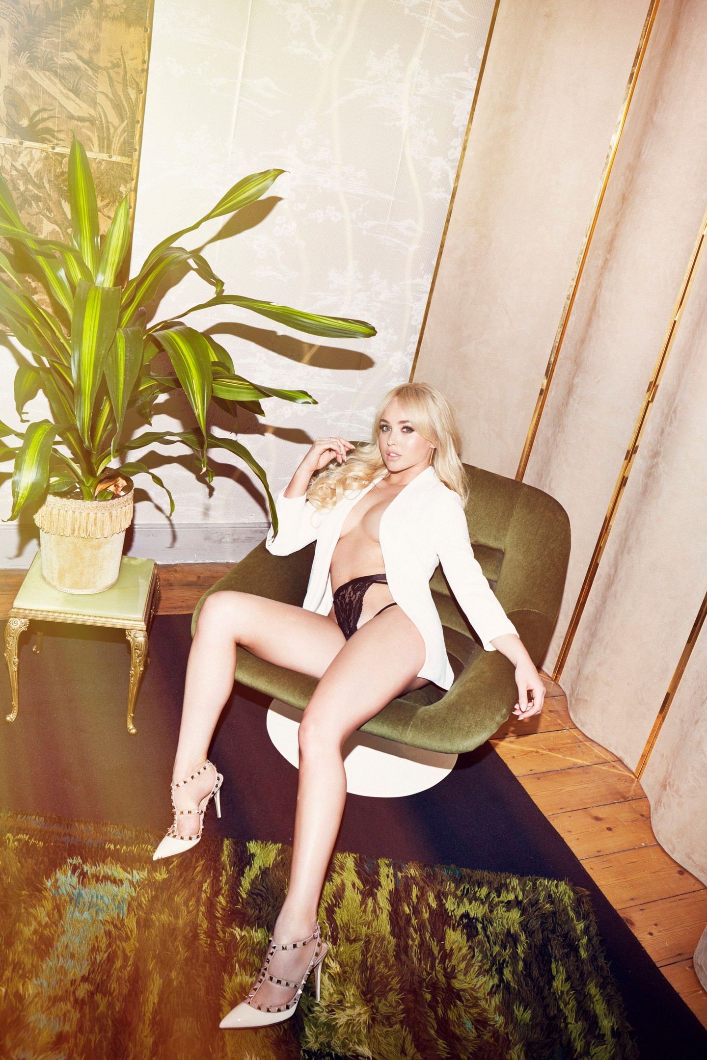 Jorgie Porter Sexy Photos