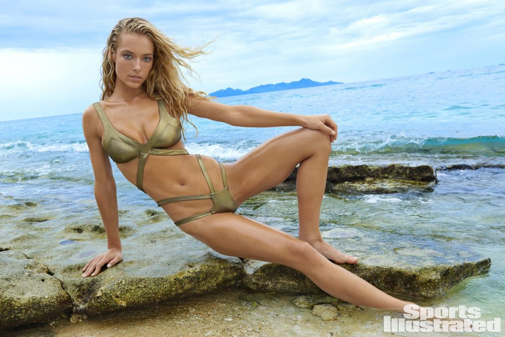 Hannah Ferguson Will Make You Fall In Love With Sand