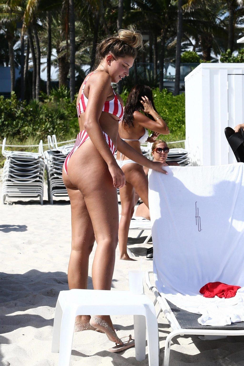 Zara McDermott Bikini