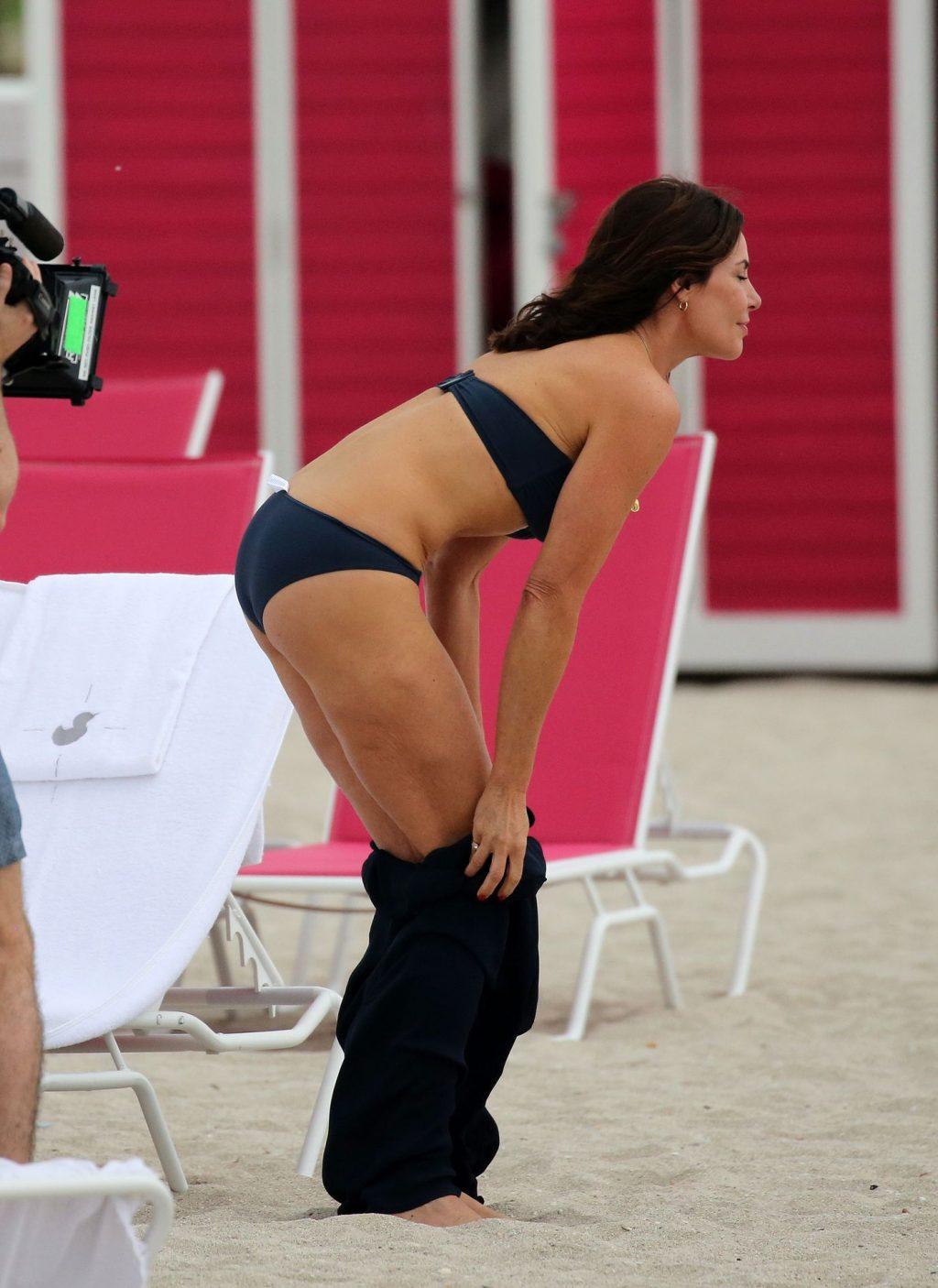 Luann de Lesseps Bikini