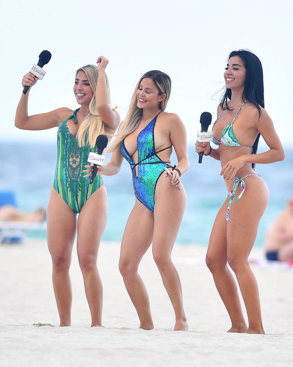 Anairam, Cinthya Bermudez, Julie Pauline Rodríguez Erotic