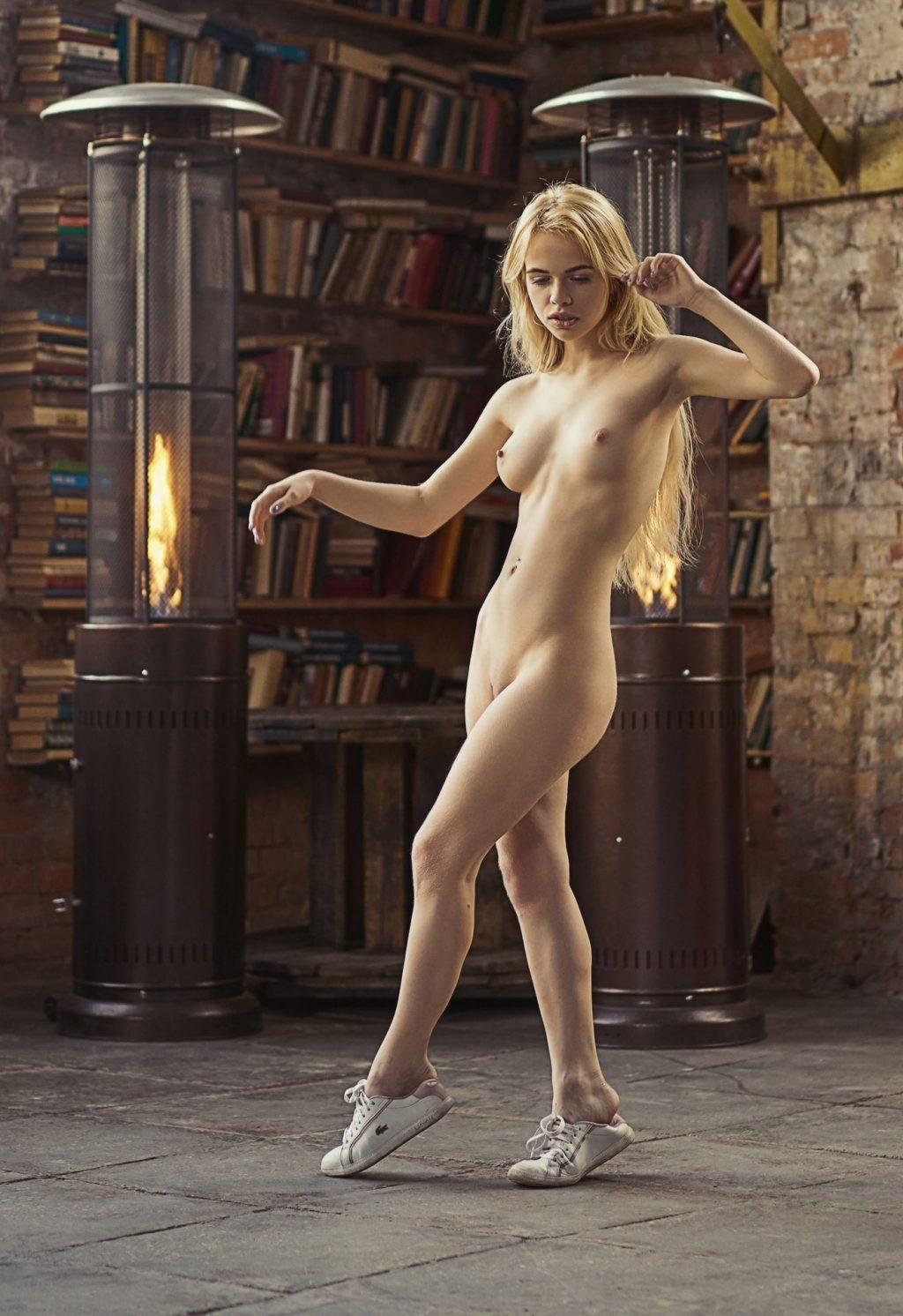 Alexandra Smelova Naked