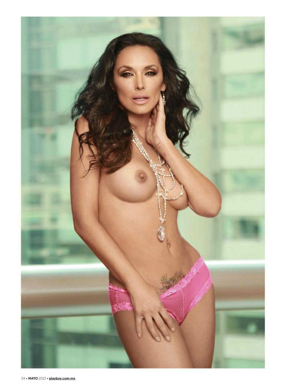Mayra Rojas Naked