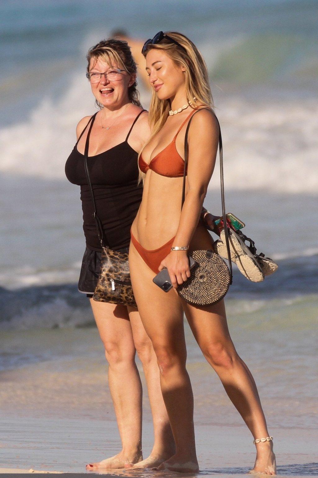 Stefanie Knight Bikini
