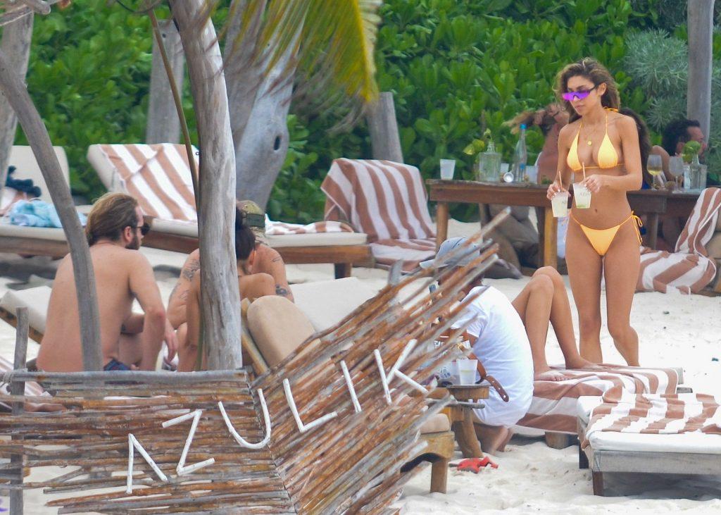 Chantel Jeffries Bikini