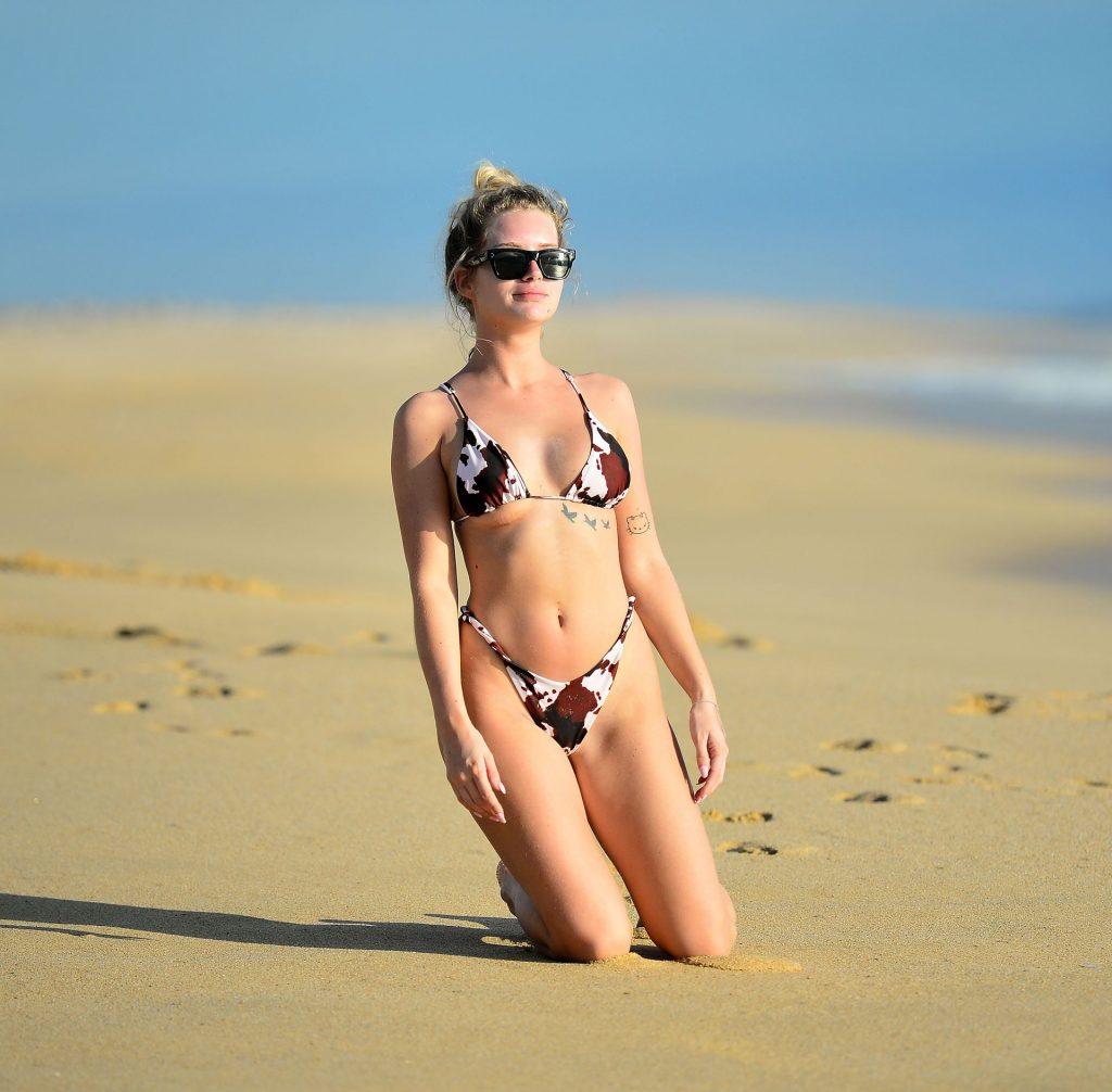 Lottie Moss Bikini