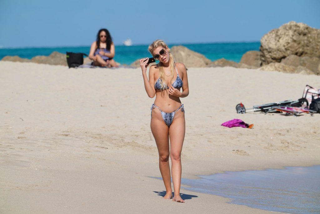 Chealse Sophia Howell Bikini