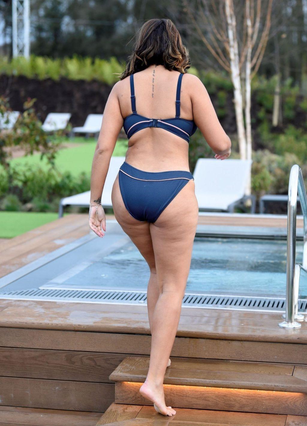 Malin Andersson Bikini
