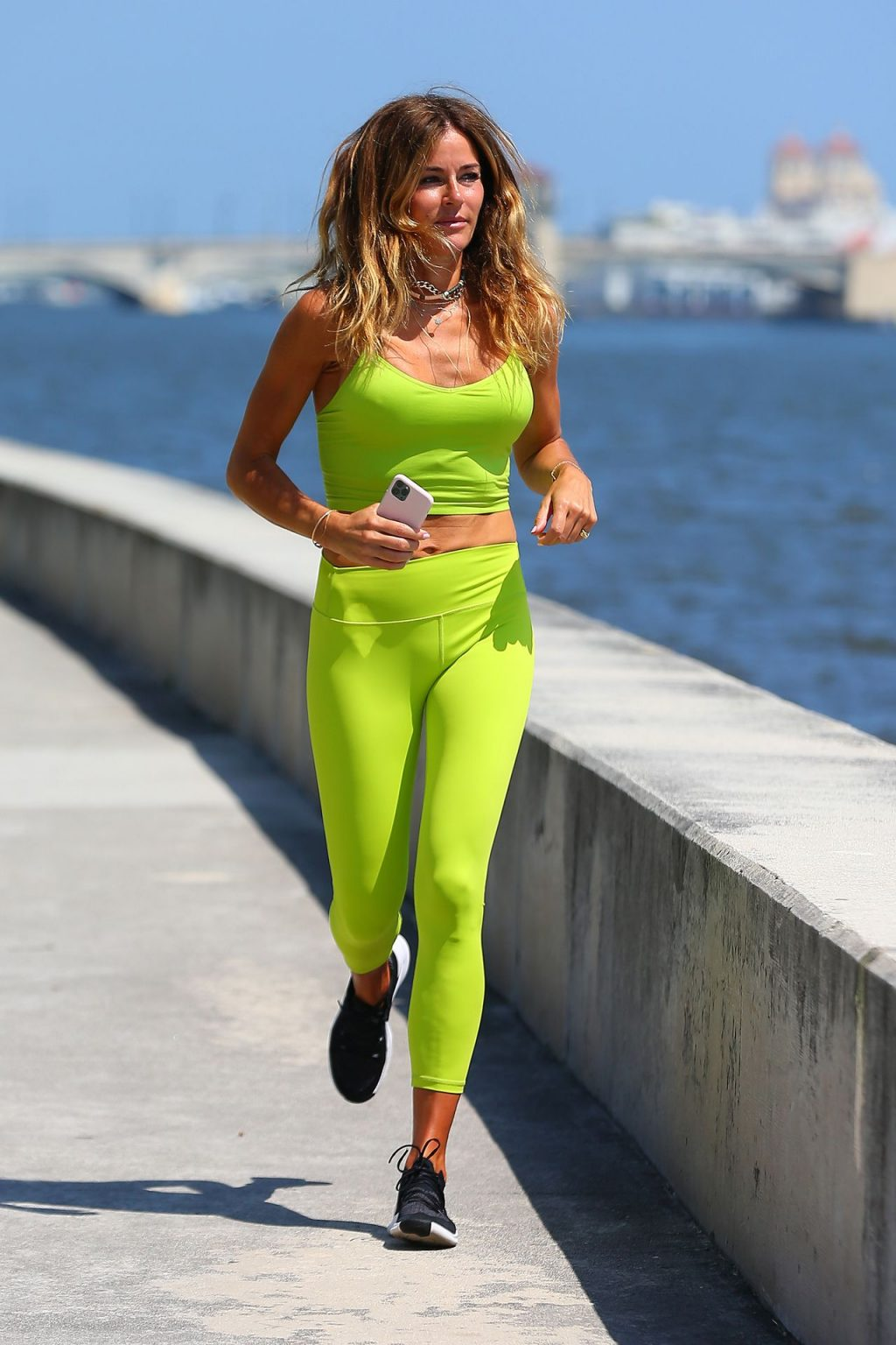 Kelly Bensimon Braless