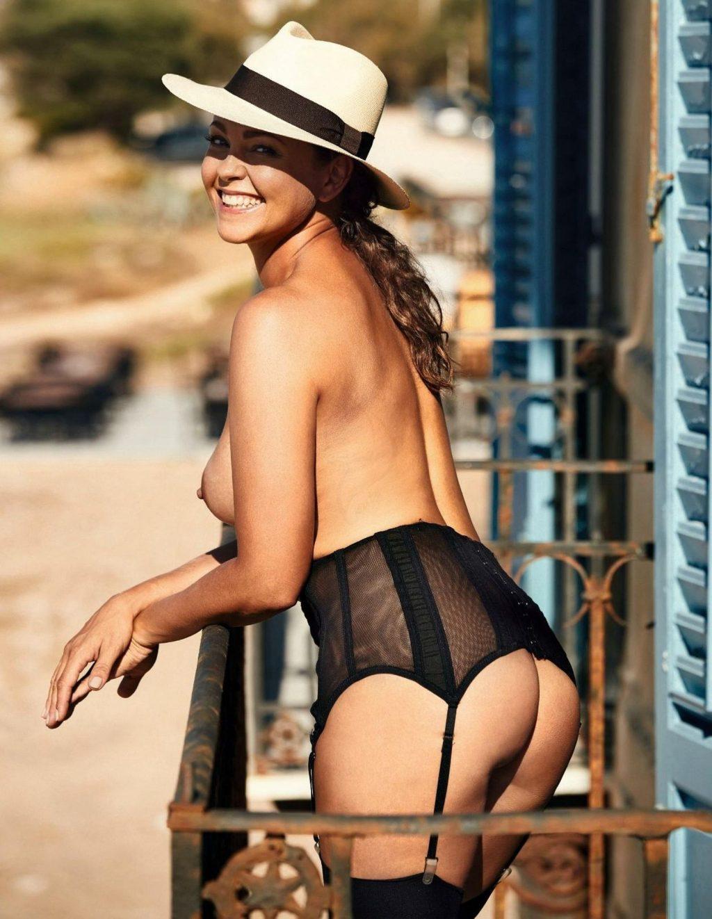 Ines Quermann Nude