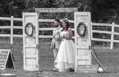 Wedding on The Farm - Holden MA