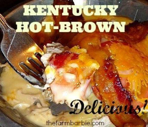 hot brown delic