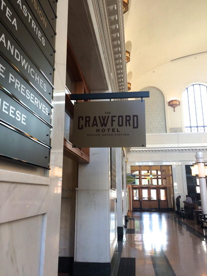 Crawford Hotel Denver