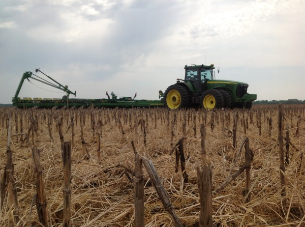Planting into Cereal Rye