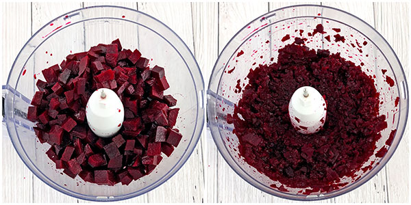 This Natural Beet Juice Red Dye has no chemicals and is perfect for coloring cake batter or frosting red or pink. Artificial food coloring is used most widely and is a very dangerous additive in the food we eat, like rainbow cereal is one example. There are many people who have an allergic reaction to it as well. But making homemade food dye is actually very easy and inexpensive.