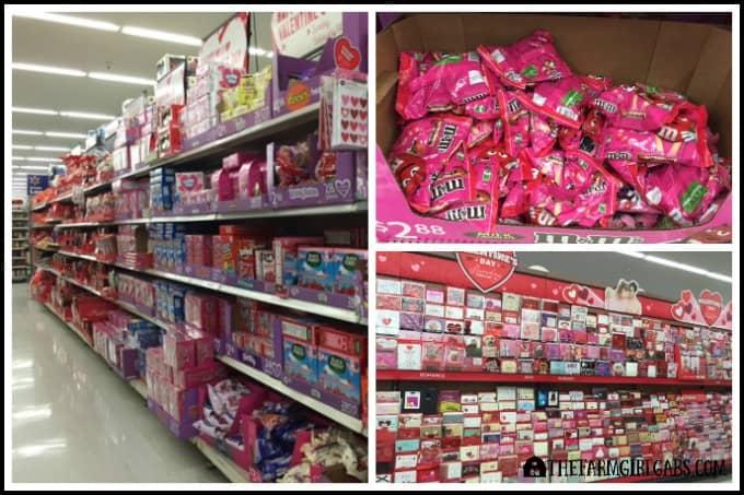 WalMart Valentine's Day