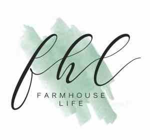 green the farmhouse life