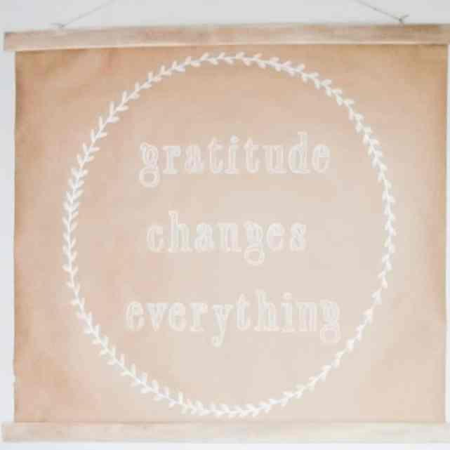 gratitude butcher roll