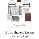Boys sharedroom desdign plan-2