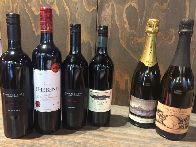 Deep Reds wine club offer from The Farm Shed August 2017