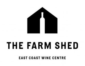 The Farm Shed East Coast Wine Centre logo