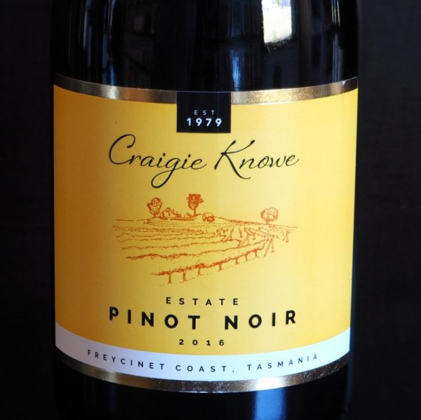 Craigie Knowe Estate Pinot Noir