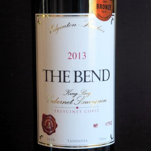 The Bend King Bay Cabernet Sauvignon