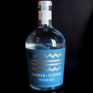 Dasher + Fisher Ocean Gin