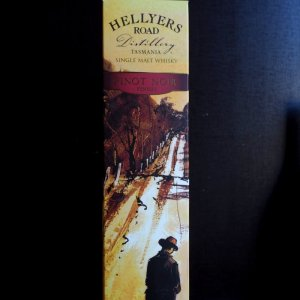 Hellyers Road Distillery Pinot Noir Finish Single Malt Whisky