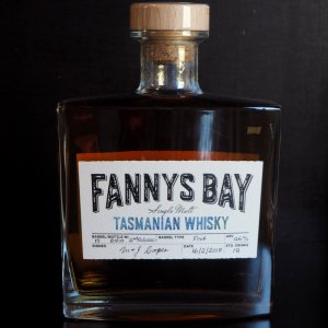 Fannys Bay Single Malt Tasmanian Whisky