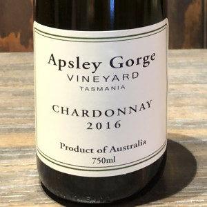 Apsley Gorge Vineyard Chardonnay